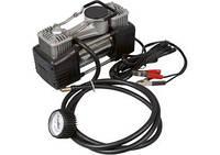 Автомобильный компрессор (автокомпрессор) двухпоршневой Miol 81-118