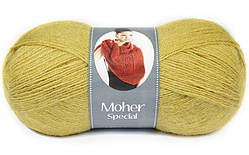 Турецкая пряжа нитки для вязания Nako MOHER Special