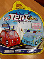 Детская палатка Машина