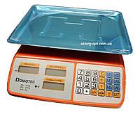 Торговые весы Domotec DT 820 до 55 кг