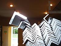 Алюминиевый уголок равносторонний 25x25x1,5, 20x20x1,5, 20x20x2, 15x15x1,5, 10x10x1, 25x25x2, 15x15x1, 10x10x2