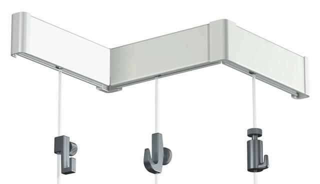Система галерейной подвески картин ArtiTeq