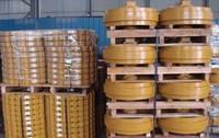 Направляющие (натяжные) колеса - ленивец CASE CX15, CX16, CX130, CX28, CX30, CX31, CX35, CX160, фото 1