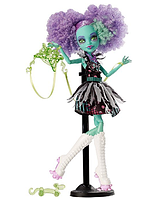 Кукла Монстр Хай Ханни Свомп серия Цирк Monster High Freak du Chic Honey Swamp Doll