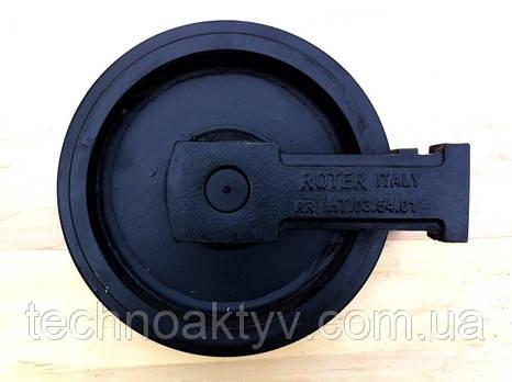 Направляющие (натяжные) колеса - ленивец CASE CX210, CX230, CX240, CX290, CX330, CX350, CX460