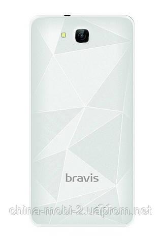 "Смартфон Bravis A503 JOY 5.0""  8GB White, фото 2"