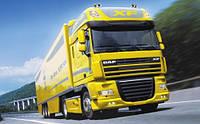 Подача грузового автотранспорта под погрузку по всей Европе