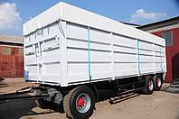 Прицеп зерновоз Schmitz SPR 24F 2001 г.в. Изготовлние прицепов
