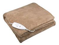 Мягкое согревающее электрическое одеяло Medisana HDW (WL)