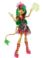 Кукла Монстр Хай Джинафаер Лонг серия Цирк Monster High Freak du Chic Jinafire Long