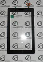 Тачскрин планшета Lenovo Tab 3 Essential 710F черный в наличии