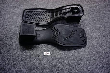 Подошва для обуви женская 220 р.36,37,40, фото 2