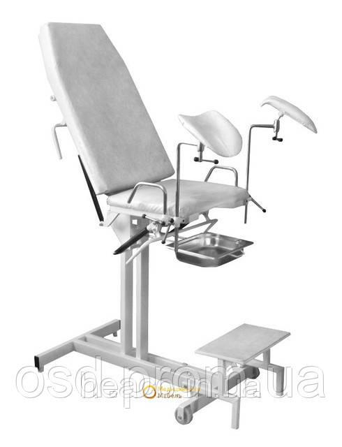 Кресло гинекологическое КГ-1 (Пром) - Медтехника «Здоровая жизнь» - инвалидные коляски, кровати медицинские, массажное оборудование в Запорожье