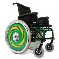 Специальная инвалидная коляска AMPY Kury