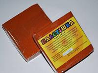 Полимерная глина Пластишка, №0121 охра, 75 г