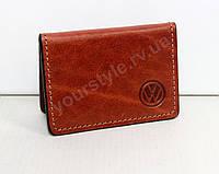Обложка для водительских документов VW