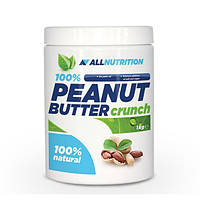 AllNutrition 100% Peanut Butter Crunch 1 kg