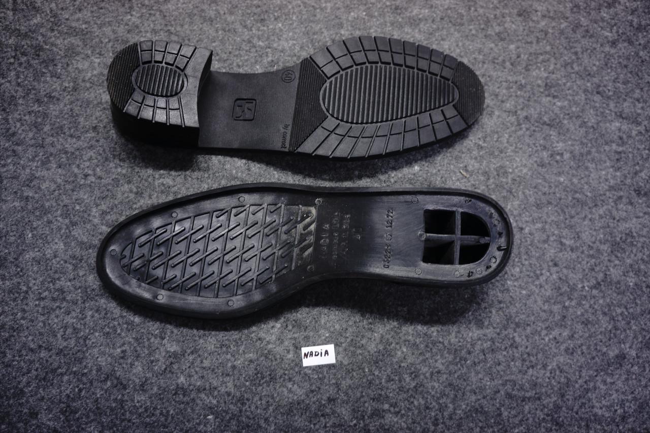 Подошва для обуви женская Надія р.39