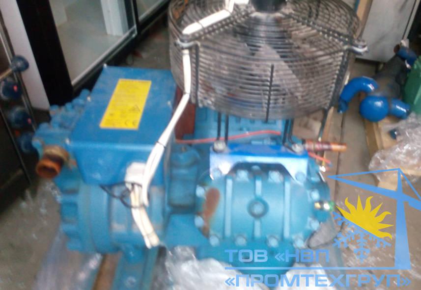 Холодильный компрессор FRASCOLD S7-39Y б/у (38,25 m3/h)