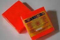 Полимерная глина Пластишка, №0203 оранжевый флуоресцентный, 75