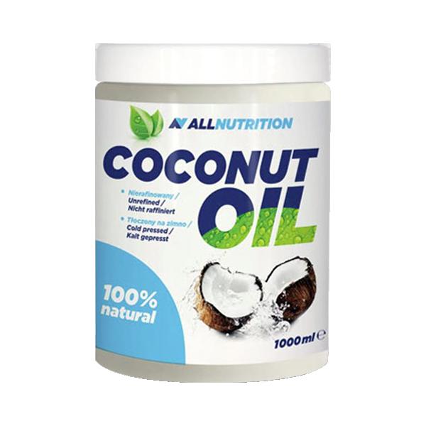 AllNutrition Coconut Oil 500 ml (нерафинированное)