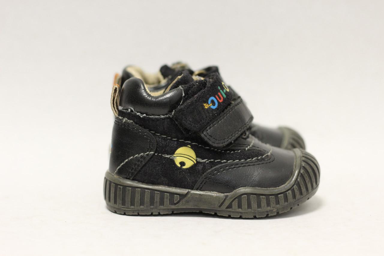 Детские ботиночки Oui-Oui 18р.