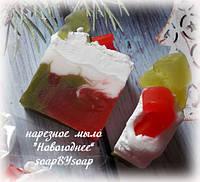"""Нарезное мыло """"Новогоднее"""", фото 1"""