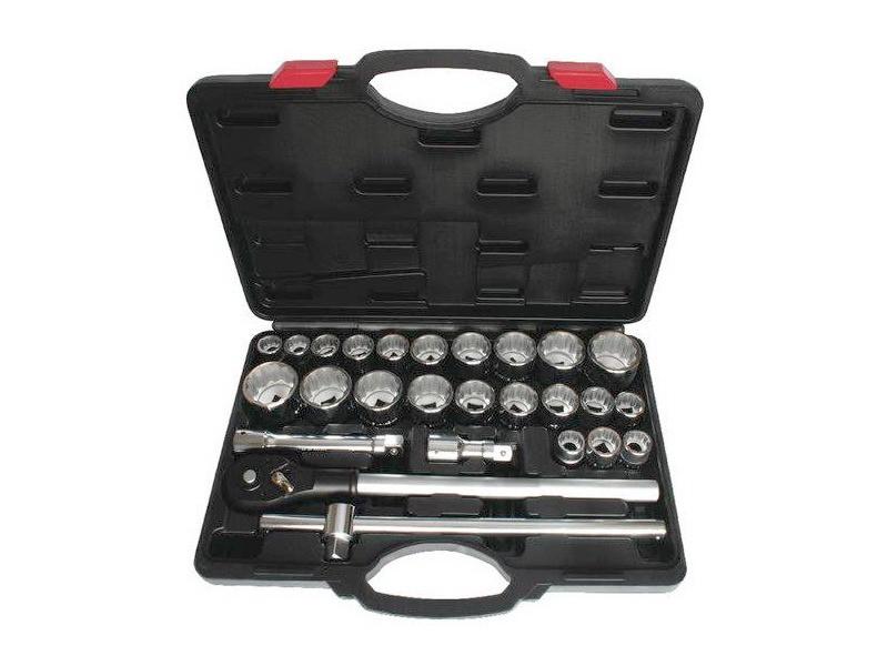 Профессиональный набор инструментов 3/4″ 26ед.