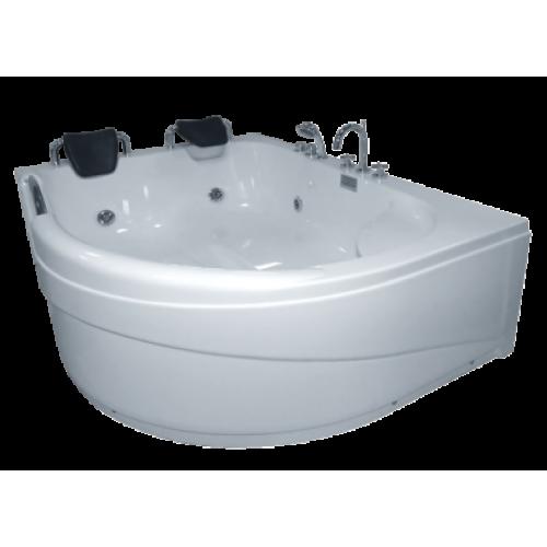 Гидромассажная ванна CRW CZI-24L- (Левая) 1780х130х670