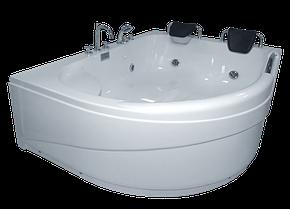Гидромассажная ванна CRW CZI-24L- (Левая) 1780х130х670, фото 2