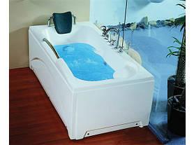 Гидромассажная ванна CRW CZI25L 1700х850х670 (Правая), фото 2