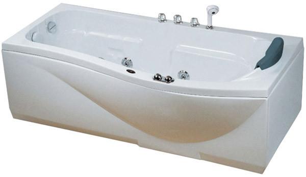 Гидромассажная ванна CRW CCW17002L 1700х880х570 (Правая)