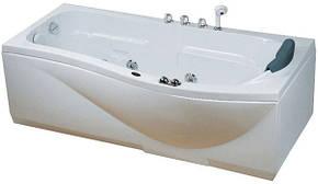 Гидромассажная ванна CRW CCW17002L 1700х880х570 (Правая), фото 2