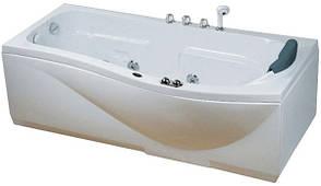 Гідромасажна ванна CRW CCW17002L 1700х880х570 (Права)