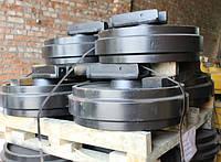 Направляющие (натяжные) колеса - ленивцы DAEWOO SOLAR 130, SOLAR 170, SOLAR 200, SOLAR 220, SOLAR 225