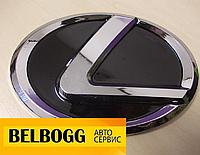 Эмблема с логотипом Lexus 12 см. для BYD S6, Бид С6, Бід С6