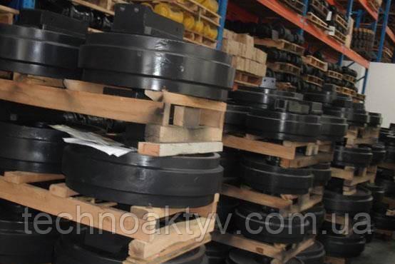 Направляющие (натяжные) колеса - ленивец FIAT FL4(S), FL4(D), FL6(S), FL6(D), FL10(S)