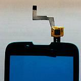 Lenovo a328 a338 сенсорний екран чорний, фото 2