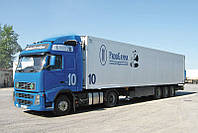 Подача грузового автотранспорта под погрузку по всей Украине