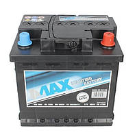 Аккумулятор 4max 50Ah, 470A (P+ Std.)