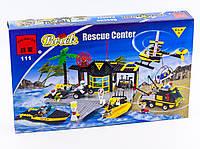 Конструктор Brick 111 Спасательный центр, 509 деталей
