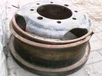 Диск колеса в сборе Зил-130