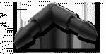 Соединитель-колено для трубки 4мм (20шт/упак)