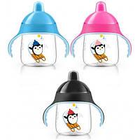 Чашка с носиком Avent Пингвин (12м+) 260мл SCF753/00