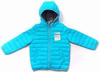 Модная детская демисезонная куртка для ребёнка курточка на девочку