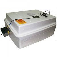 Инкубатор Несушка 104 яйца с автоматическим переворотом и резервным питанием Цифровой