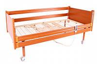 Кровать OSD-91Е функциональная деревянная с электроприводом
