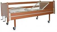 Кровать OSD-94 функциональная трехсекционная деревянная