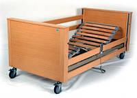 Кровать SOFIA 120 СМ функциональная деревянная с электроприводом