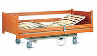 Кровать OSD NATALIE функциональная деревянная с электроприводом